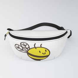 Cuddly Bee Fanny Pack