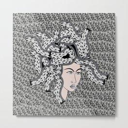 Fumi Metal Print