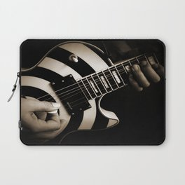 The Guitar Player Laptop Sleeve