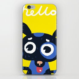 Hello! iPhone Skin