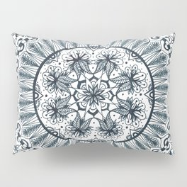 Awaken Nature Mandala Pillow Sham