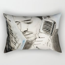 Jeff Buckley Rectangular Pillow