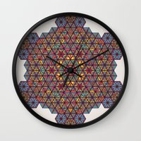 physics Wall Clocks featuring Blunt Physics. by Space Jungle