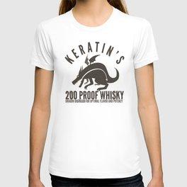 Keratin's Dragon Distilled Whisky T-shirt