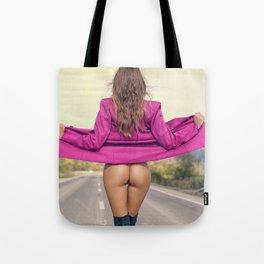 Pink VII Tote Bag