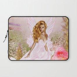 Pink Opal Laptop Sleeve