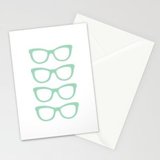 Glasses #5 Stationery Cards