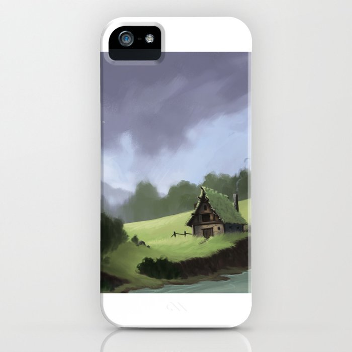 Lone Shack iPhone Case