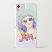 hologram iPhone & iPod Cases featuring J.E.M.✭✭✭✭✭ by Sara Eshak