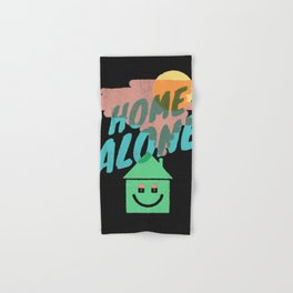 Home Alone Hand & Bath Towel