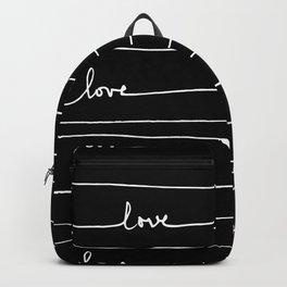 Love. Love. Love Backpack