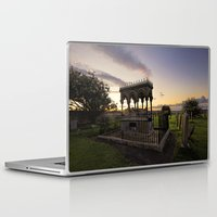 grace Laptop & iPad Skins featuring Grace by Mark Nelson