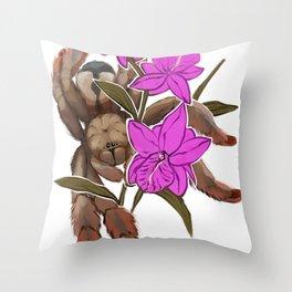 PSALMOPOEUS PULCHER Throw Pillow