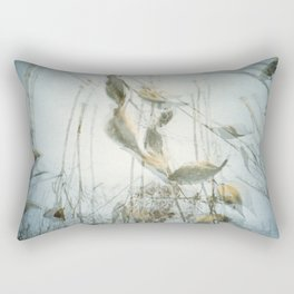 Milk Weed Rectangular Pillow