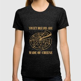 Funny Novelty Gift For Cheese Lover T-shirt