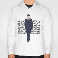 moriarty Hoodies featuring James Moriarty by tookthat