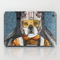 dexter iPad Cases featuring Dexter by The-MoonSquid