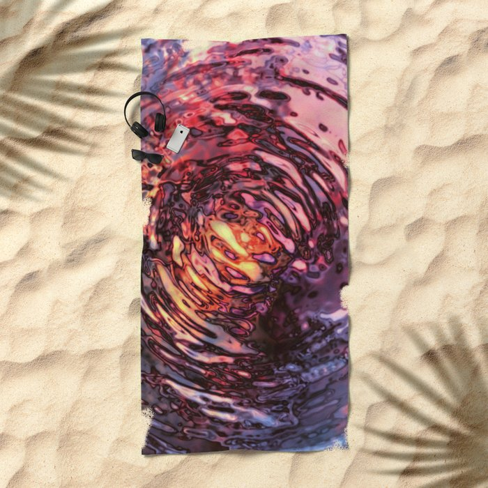 α Perseus Beach Towel