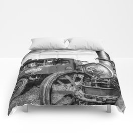 Steam Lorry And Traction Engine Comforters