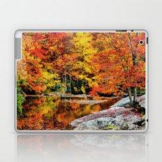 Autumn Reflection Laptop & iPad Skin