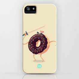 Baked to Rule iPhone Case