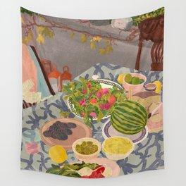 Still Life IV Wall Tapestry