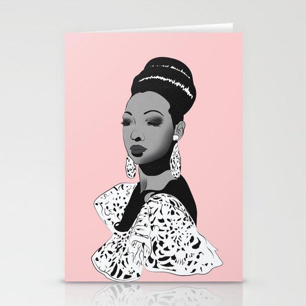 Josephine Baker Stationery Cards