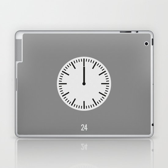 24 - Minimalist Laptop & iPad Skin