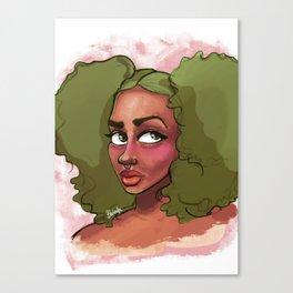 Pom Pom Canvas Print