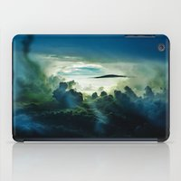i want to believe iPad Cases featuring I Want To Believe by minx267