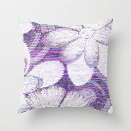 Flowers 604 Throw Pillow