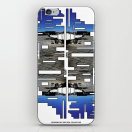 PRXAVT3 JXT DKXVMXNG ESP VESL COLLECTIVE iPhone Skin