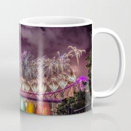 Brisbane Riverfire Coffee Mug