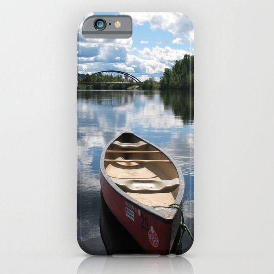 Canoe iPhone & iPod Case