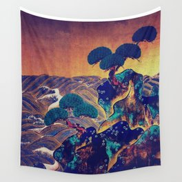 The Screen Vision of Siheniji Wall Tapestry