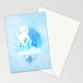 Save Polar Bear! Stationery Cards