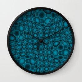 Circle Mania Wall Clock