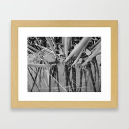Incompatible With Framed Art Print