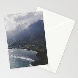 Hanalei Bay - Kauai, Hawaii Stationery Cards