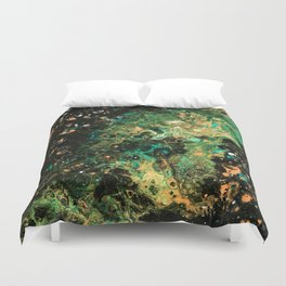 Star Burst II Duvet Cover