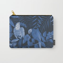 Tropical Paradise Pattern 3 Carry-All Pouch