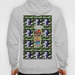The 80's War On Drugs Remixed Hoody