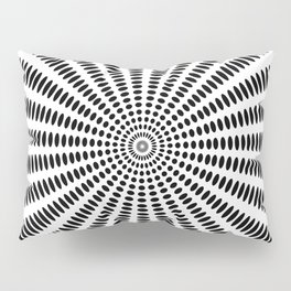Twisted Polka Dots Pillow Sham