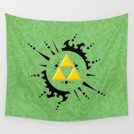 Triforce Zelda Wall Tapestry