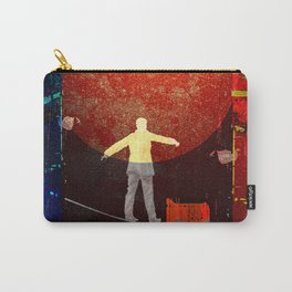 Tightrope walker in the city Carry-All Pouch