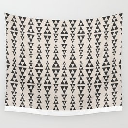 Triangles by PIEL Wall Tapestry