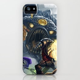 Roshan iPhone Case