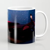 aviation Mugs featuring Aviation III by Starr Cuevas Photography
