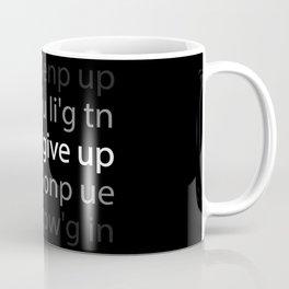 Randon words Coffee Mug