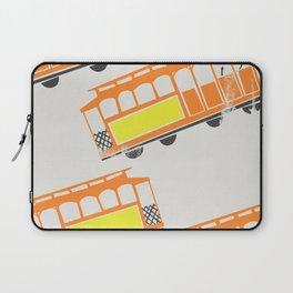 San Francisco Streetcars Laptop Sleeve